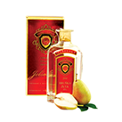 Jelšovská hruškovica – žltá